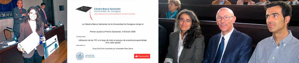 Premio Cátedra Banco Santander